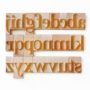 lowercase-grande-questa-wood-type